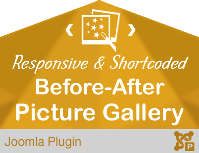 Before After Picture Gallery for Joomla