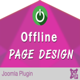 Offline Page Design For Joomla