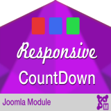 JK Responsive Countdown for Event - Free