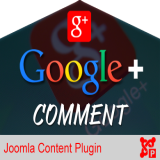 Google Plus Comment for Joomla