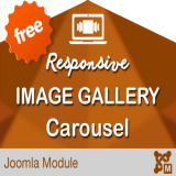 Responsive Image Gallery Carousel