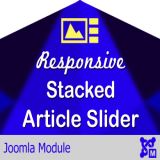 Responsive Stacked Article Slider Pro