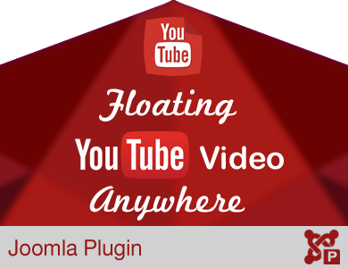 Floating Youtube Video Anywhere Plugin