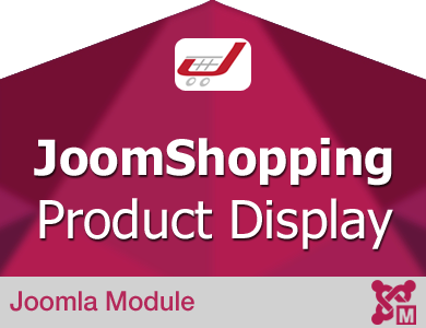 Joomshopping product display