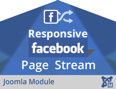 Reponsive Facebook Page Stream