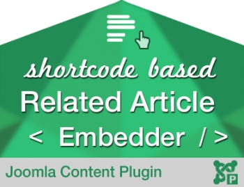 Shortcode based Related Article Embedder