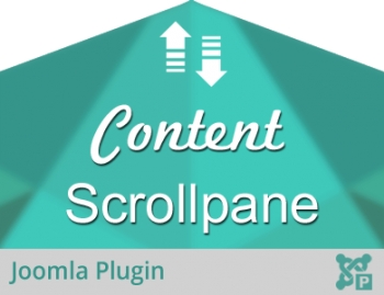 Shortcode based Content Scrollpane