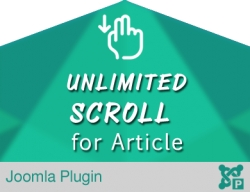 Unlimited Scroll for Article