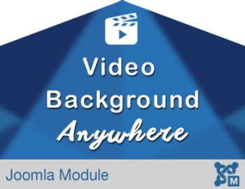 Video Background Anywhere for Joomla