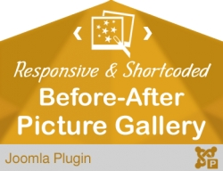 Resposive Before-After Picture Gallery Powered by Shortcode