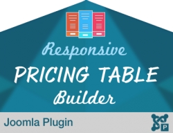 Shortcode Based Responsive Pricing Table Builder