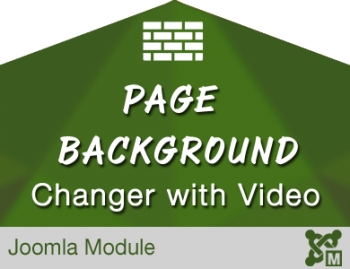 Individual Page Background Changer With Video