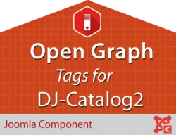 Open Graph Tags for DJ-Catalog