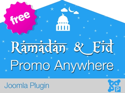 Ramadan & Eid Promo Anywhere