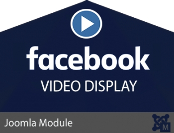 Facebook Page Video Display