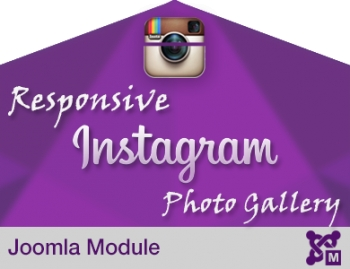 Responsive Instagram Photo Gallery