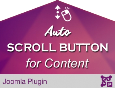 Auto Scroll Buttons for Content