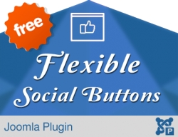 Flexible Social Buttons