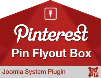 Pinterest Pin Flyout Box