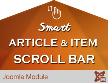 Smart Article & Item Scrollbar
