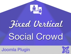 Fixed Vertical Social Crowd