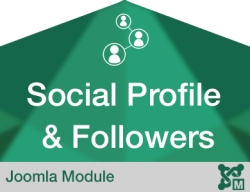 Social Profiles & Followers