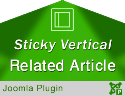 Sticky Vertical Related Article with Thumbnail Image