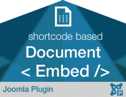Document Embed Plugin (Shortcode Based)