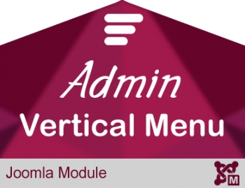 Admin Vertical Menu