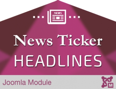 News Ticker Headlines