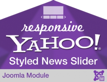 Responsive Yahoo Style Featured Article News Slider