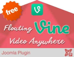 Floating Vine Video Anywhere