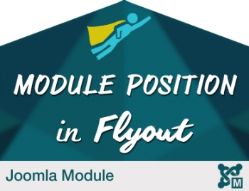 Flyout Module Position for Joomla