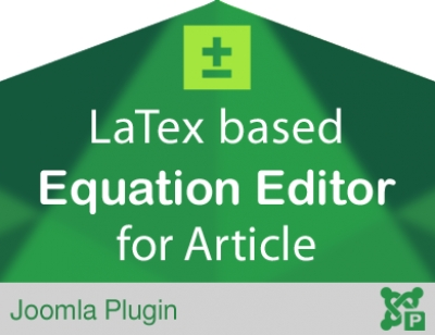Equation Editor For Article