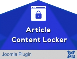 Article Content Locker