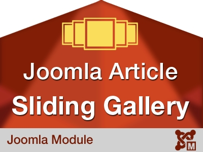 Joomla Article Sliding Gallery - Responsive and AutoPlay