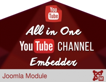 All In One YouTube Channel Embedder