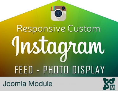 Responsive Custom Instagram Feed